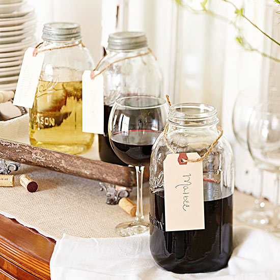 Create a Wine Bar