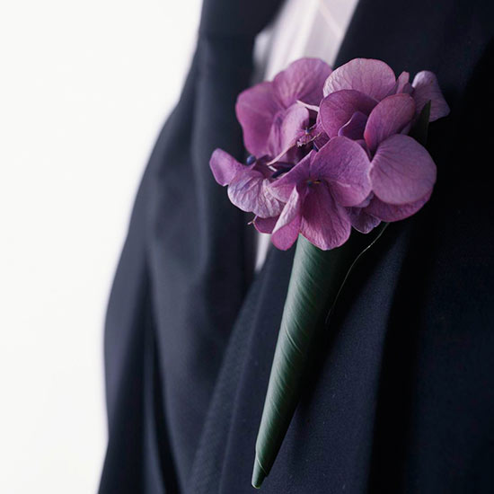 Craft an Easy Boutonniere