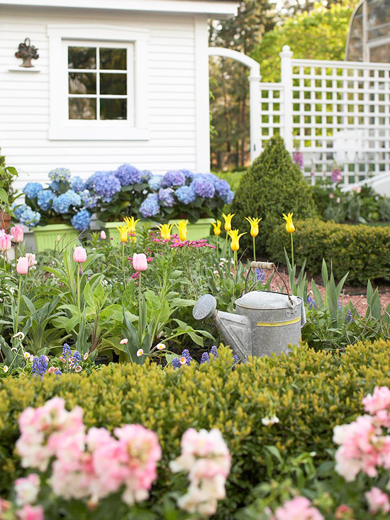 Flower Garden Ideas For Your Landscape Better Homes Gardens