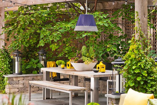 Protect Your Patio Furniture By Adding A Roof Way Of An Arbor Pergola Or Awning To Extend The Seasons For Outdoor Entertaining