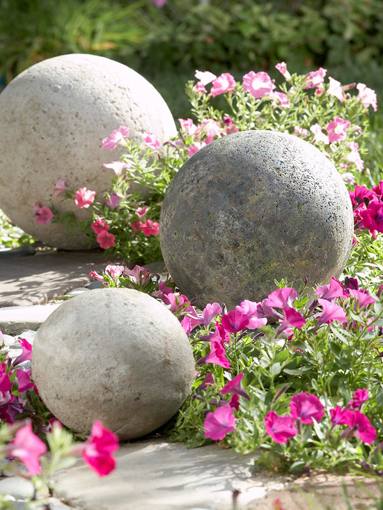 Cast In Stone Diy Landscape Accent Better Homes Gardens