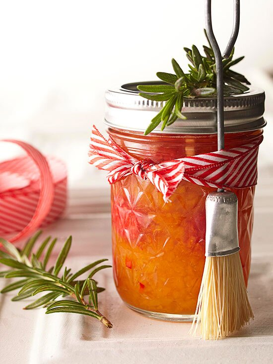Christmas Food Gifts Recipes Wrapping Ideas Using Jars Better Homes Gardens