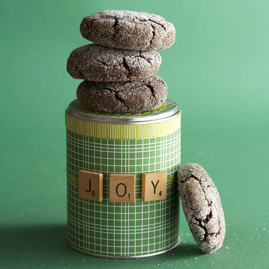 Giant Cappuccino Crinkles Food Gift