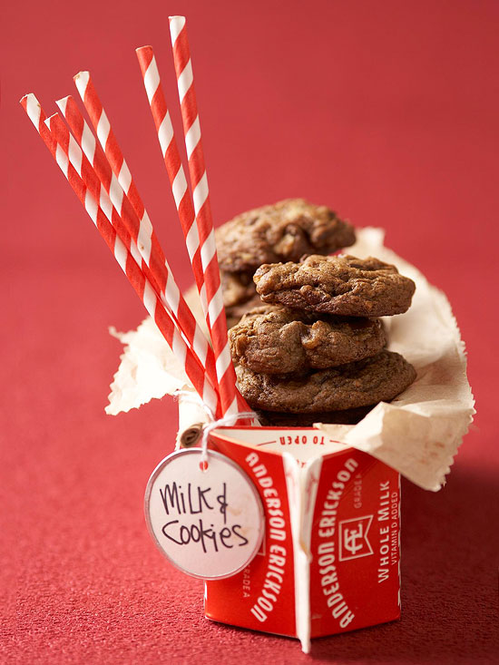 Chocolate Chip Cookies Food Gift