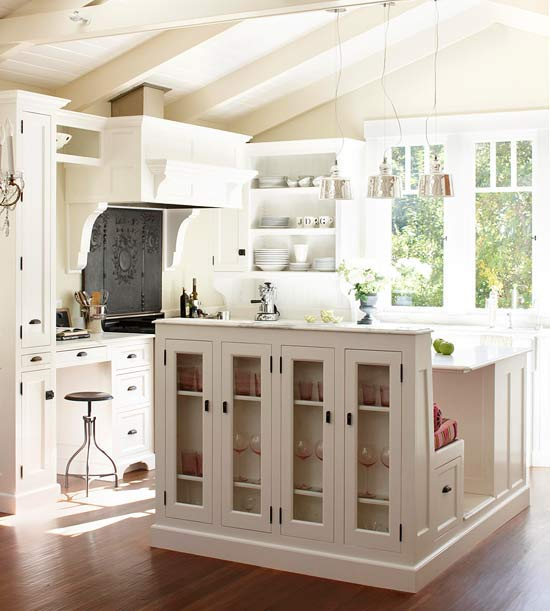 three-in-one kitchen island