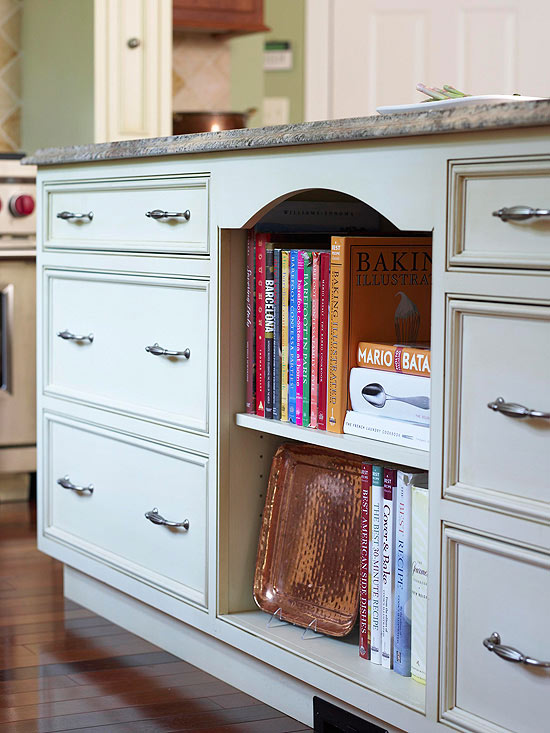 Keep Cookbooks Contained