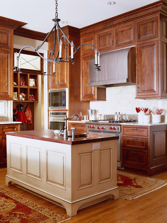 Traditional-Style Cabinets