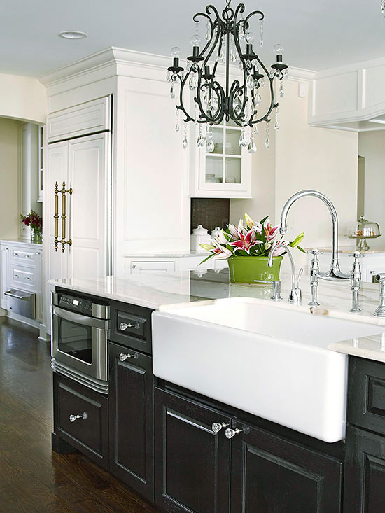 Kitchen Sinks: Farmhouse Sink Ideas