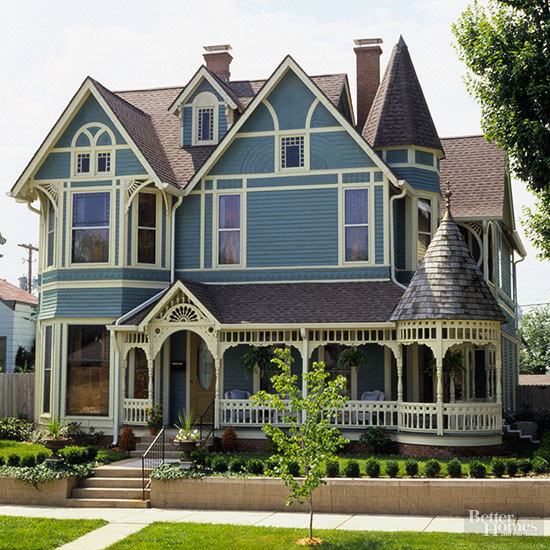 Victorian Style Home Ideas Better