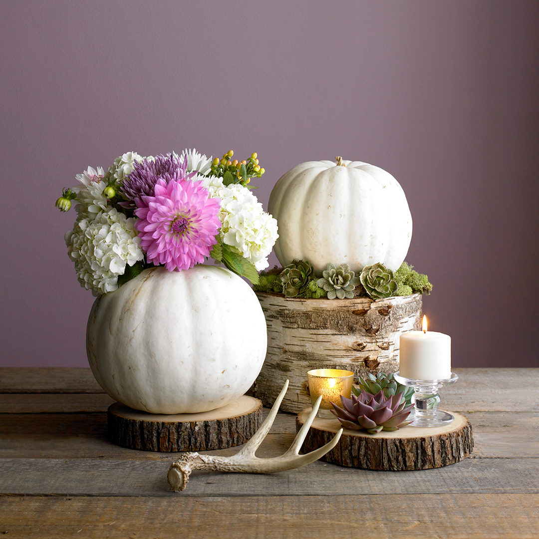 Modern Farmhouse Fall Centerpiece
