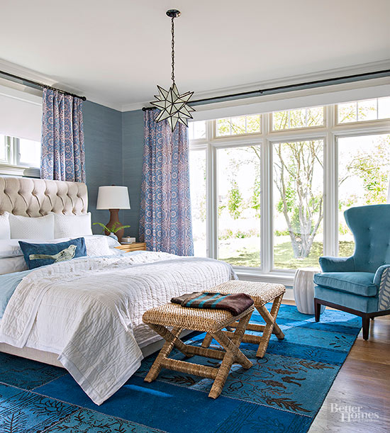 Blue Bedroom Decorating Ideas | Better Homes & Gardens