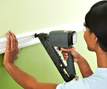 Basic Molding Installation