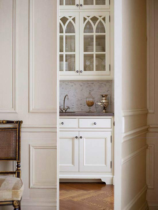Hidden Pantry Doors