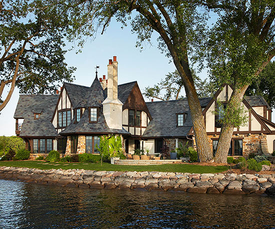 Lakeside Tudor