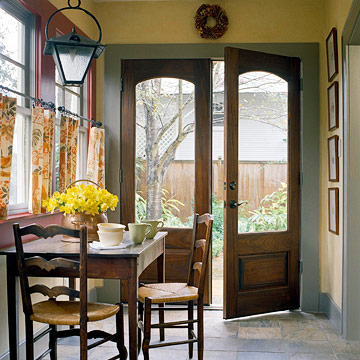Pretty, Practical Porch