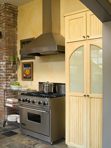 Radiant Range and Hood