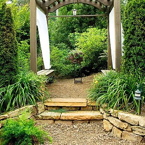 How to Create a Dry Creek   Better Homes & Gardens
