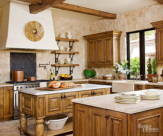 Double Island Kitchens Better Homes