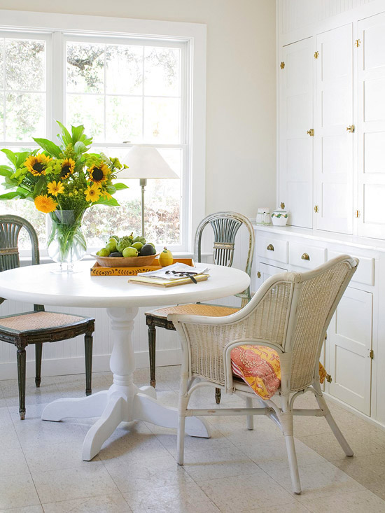 Personalize Your Space Casual dining