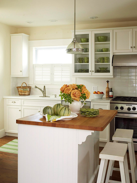 Kitchen Island Designs We Love Better Homes Gardens