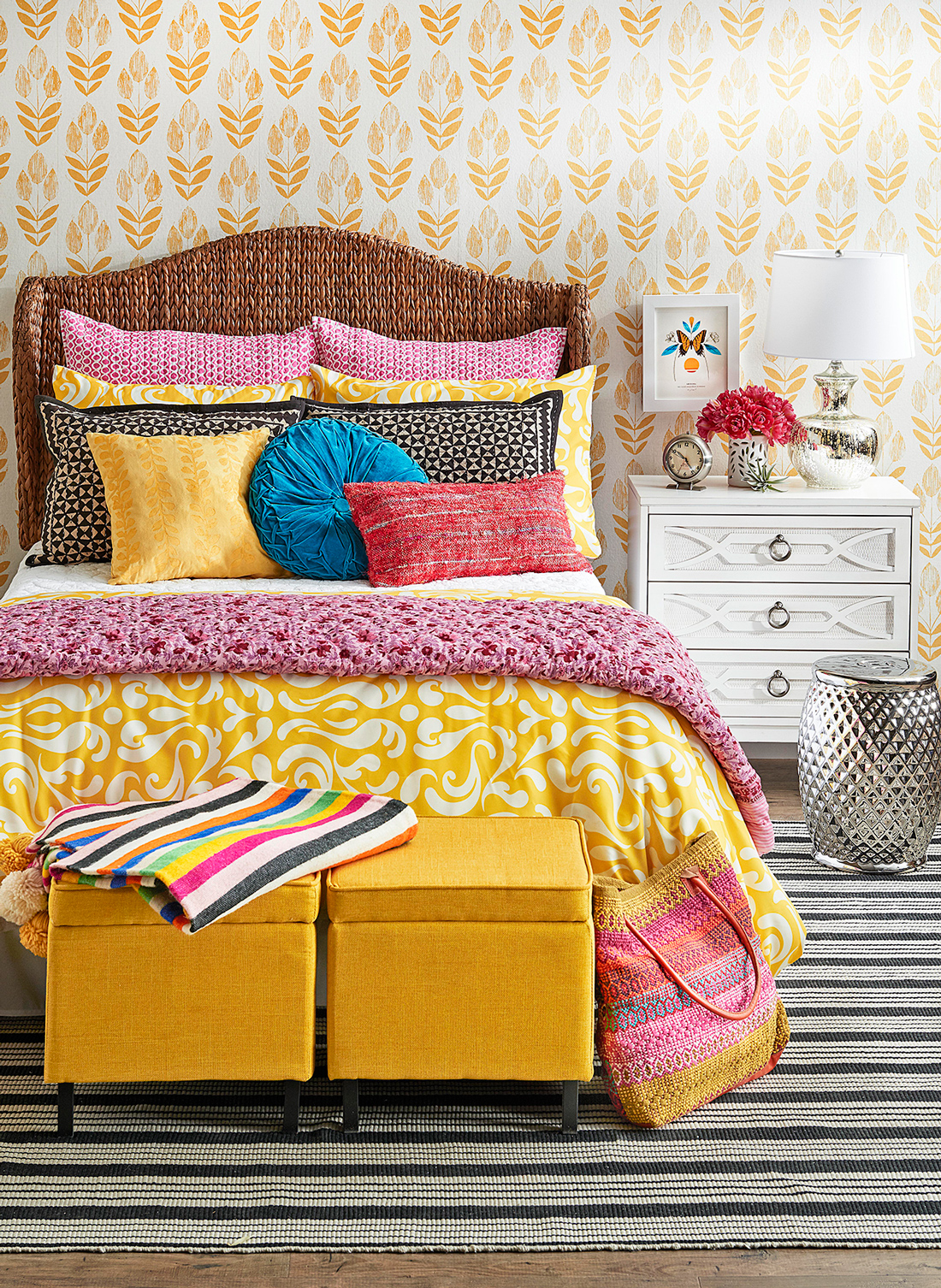 Decorating With Yellow Better Homes