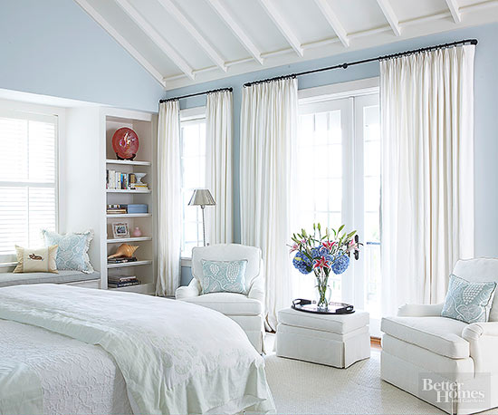 baby blue bedroom