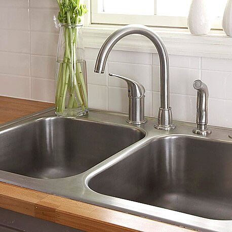 Awesome Ultimate Guide To Kitchen Sinks And Faucets Interior Design Ideas Helimdqseriescom