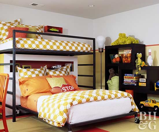 Make the Most of Shared Kid\'s Rooms with These Smart Ideas