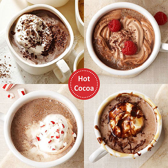 Party Drink: Hot Cocoa