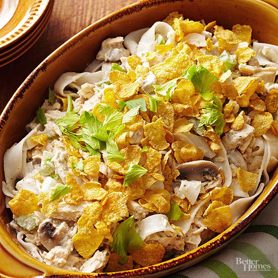 Tuna and Noodles