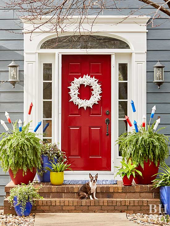 Easy 4th Of July Decorations Better Homes Gardens