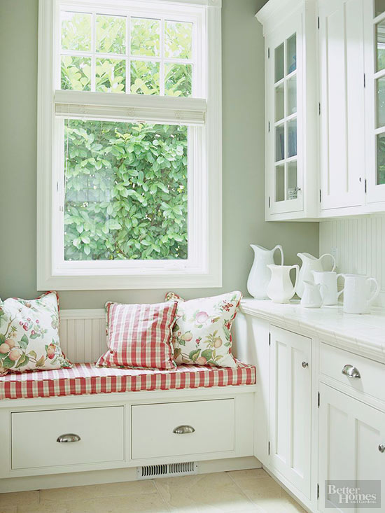 Window Seat Ideas Better Homes Gardens