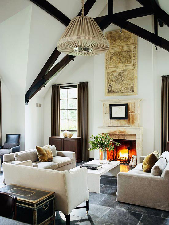 Gray, background, architectural elements, architectural beams