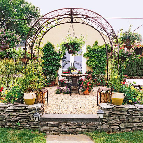 Gateway to Your Patio