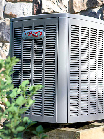 Failing Heating & Cooling Systems