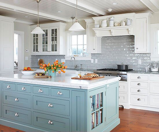The Top 25 Kitchen Color Schemes for a Look You\'ll Love Forever