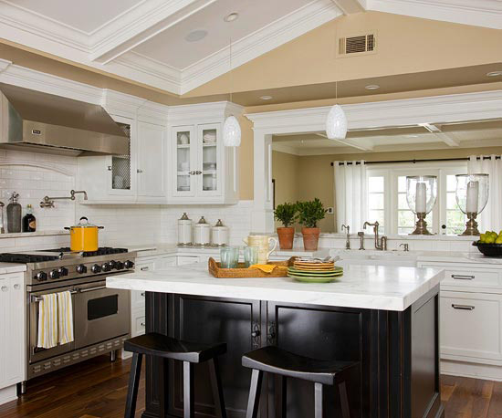 Find The Perfect Kitchen Color Scheme Better Homes Gardens