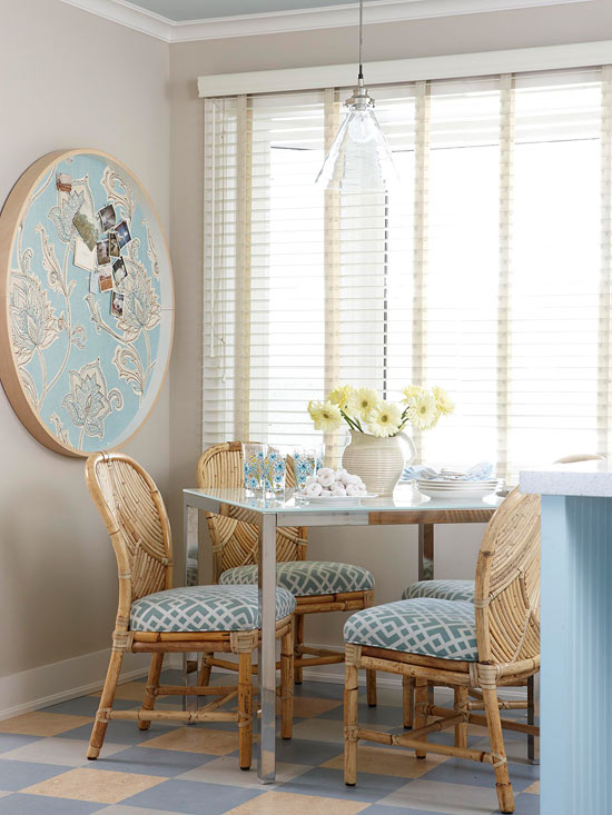 Small Space Dining Rooms
