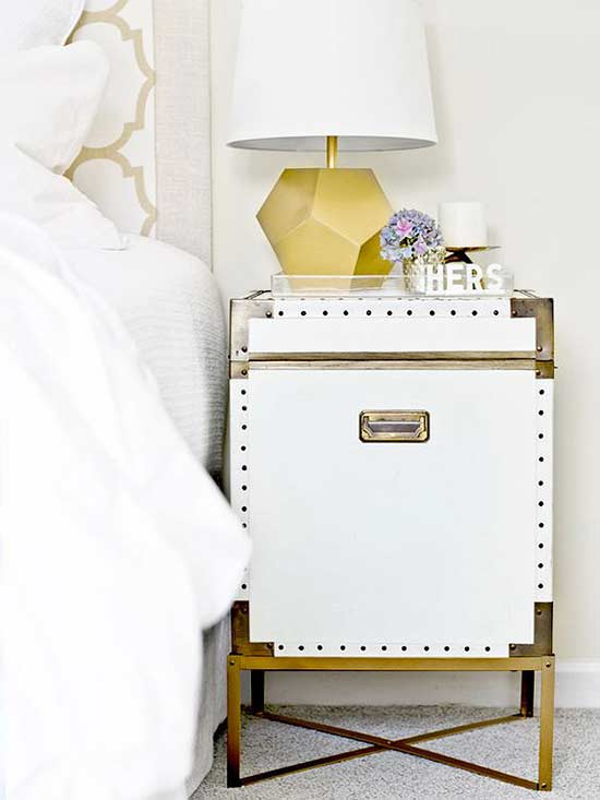 End Table Nightstand Sarah Dorsey Designs