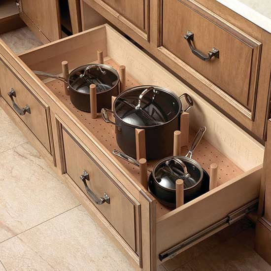 small kitchen storage -Hafele Kitchenware Plate Organizer