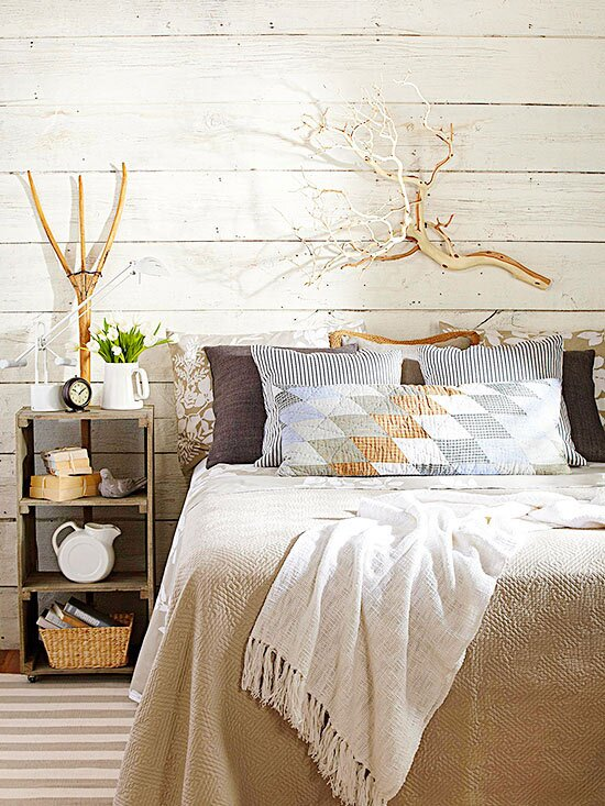 Rustic Wall Decor Ideas | Better Homes & Gardens