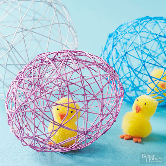 Easter ducks craft