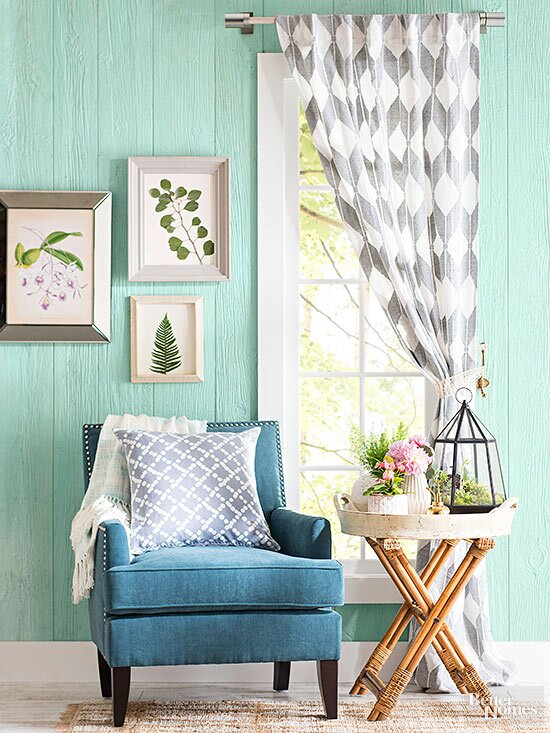 Inspired Spring Decor 25 Ways To Refresh Your Home Better Homes Gardens