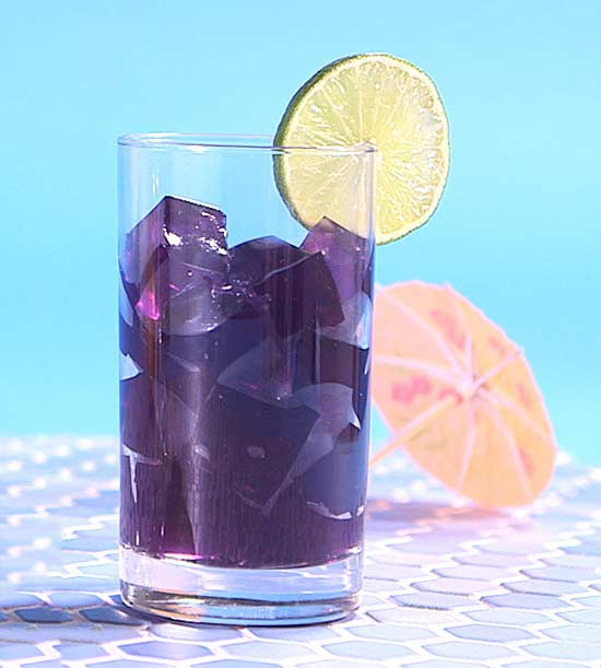 grape jello cocktail