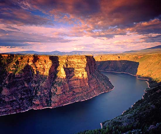 Red Canyon Overlook Flaming Gorge