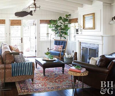 How To Arrange Living Room Furniture Better Homes Gardens
