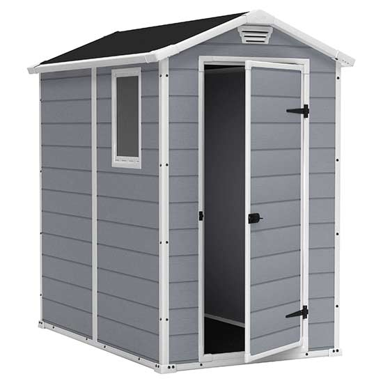 Target-Manor Outdoor Storage Shed