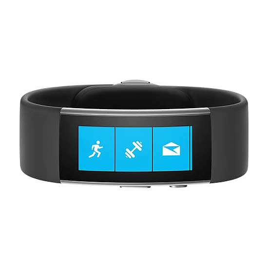 fitness trackers - Microsoft Band 2 Fitness Tracker
