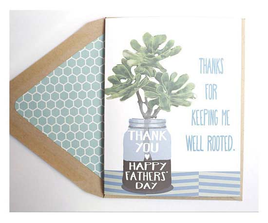 Father's Day - etsy card 2