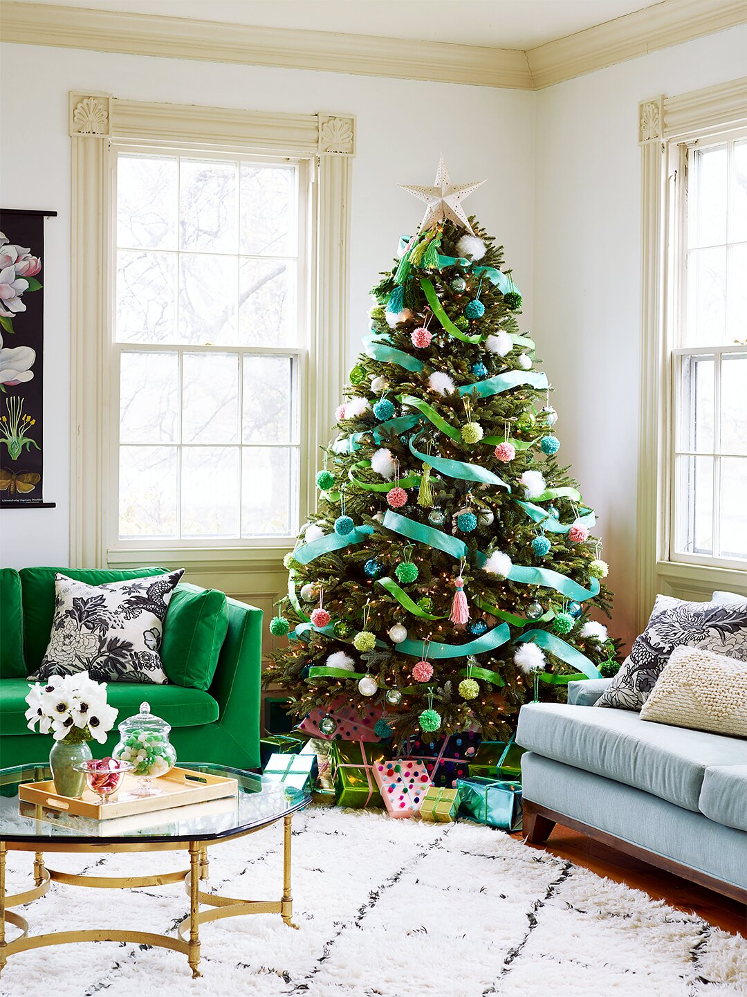 Christmas Tree Recycle Design.Recycle Your Christmas Tree Better Homes Gardens